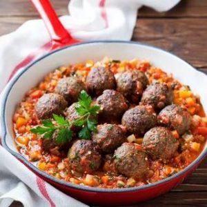 Kefta/Boulette - Sachet culinaire - Comme chez la maman