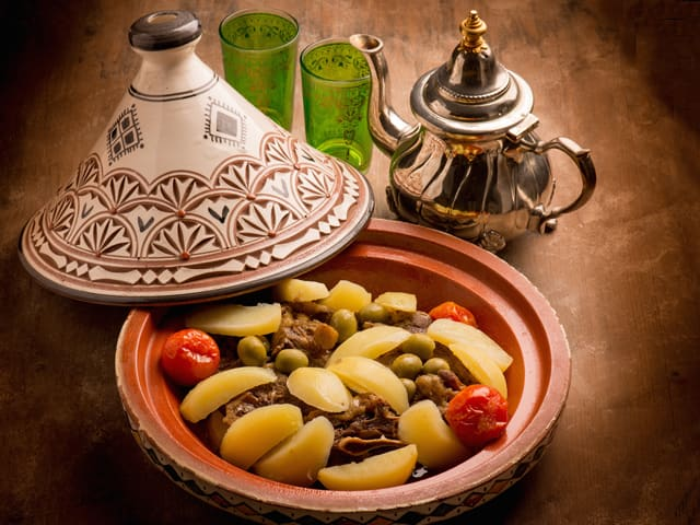 Tajine - Sachet culinaire - Comme chez la maman